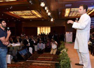 I'm Black belt in Martial arts: Rahul gandhi tells Indian Boxing Champion Vijender