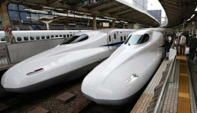 बुलेट ट्रेन वरील जुन्या व्हिडिओ ने नरेंद्र मोदी वादात…