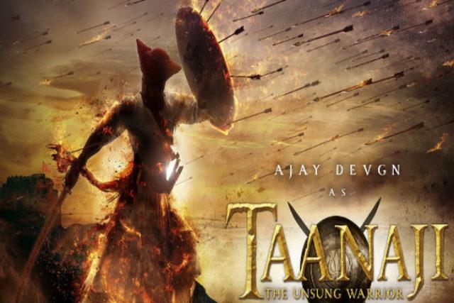 फक्त याच कारणासाठी अजय देवगणने स्वीकारला 'तानाजी'