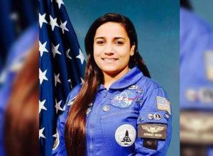 मंगळावर पहिल्यांदा पाऊल टाकणार एक भारतीय महिला