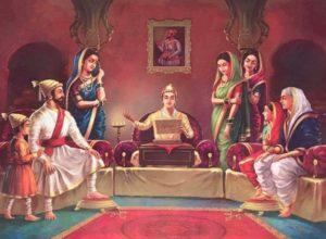 ज्ञानकोविंद शंभूराजे आणि छत्रपती परिवार !