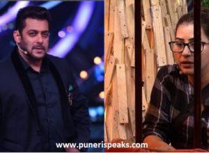 Bigg Boss 11 Video : शिल्पा शिंदे ला आज रात्री घरातून बाहेर करणार का सलमान खान ?