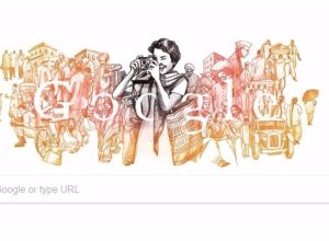 Google doodle 'पहिली महिला फोटो पत्रकार' यांना समर्पित, जाणून घ्या त्यांच्याविषयी..