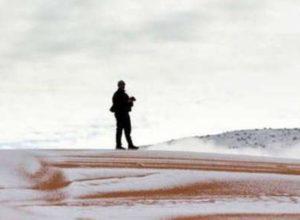 थंडीचा कहर…40 वर्षातील पहिलीच घटना