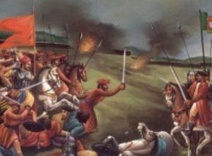 संभाजी महाराज आणि पोर्तुगीज लढाई, Sambhaji Maharaj Portuguese War