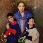 Parth Pawar Childhood photo