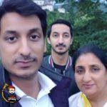 Parth Pawar Mother Sunetra Pawar and Brother Jay Pawar