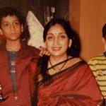 Parth Pawar Family Photos