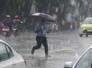 राज्यात वळवाचा पाऊस पडण्याची शक्यता