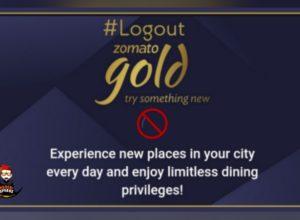 Restaurants in Pune Boycott Zomato GOLD